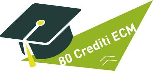Tocco con etichetta 80 crediti ECM